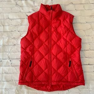 DULUTH TRADING CO Down-Filled Vest